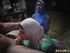 Arab party xxx Sneaking in the Base!