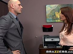 Monique Alexander  Johnny Sins - Law And Whoreder - Brazzers