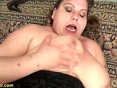 Full figured hottie mamas 1st interracial shag